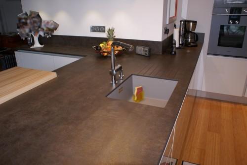Changer les plans de travail de sa cuisine - Changer le plan de travail de la cuisine ...