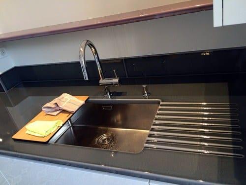 plans de travail en lave maill e cuisines garnotel reims. Black Bedroom Furniture Sets. Home Design Ideas